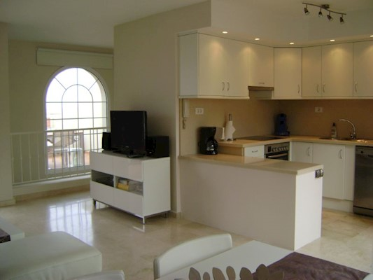 2 Bed Apartment For Long Term Rent in Palm Mar