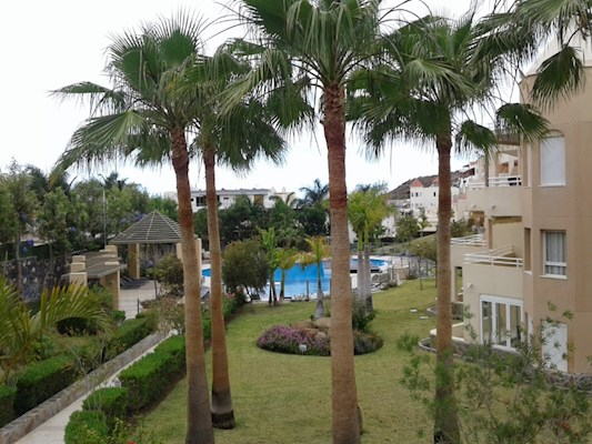 1 Bed Apartment For Long Term Rent in La Caleta