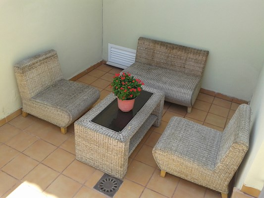 3 Bed Townhouse For Long Term Rent in La Caleta, Tenerife