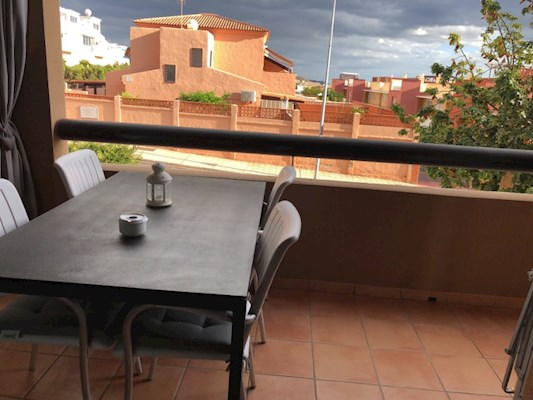 2 Bed Townhouse For Long Term Rent in Playa Paraiso