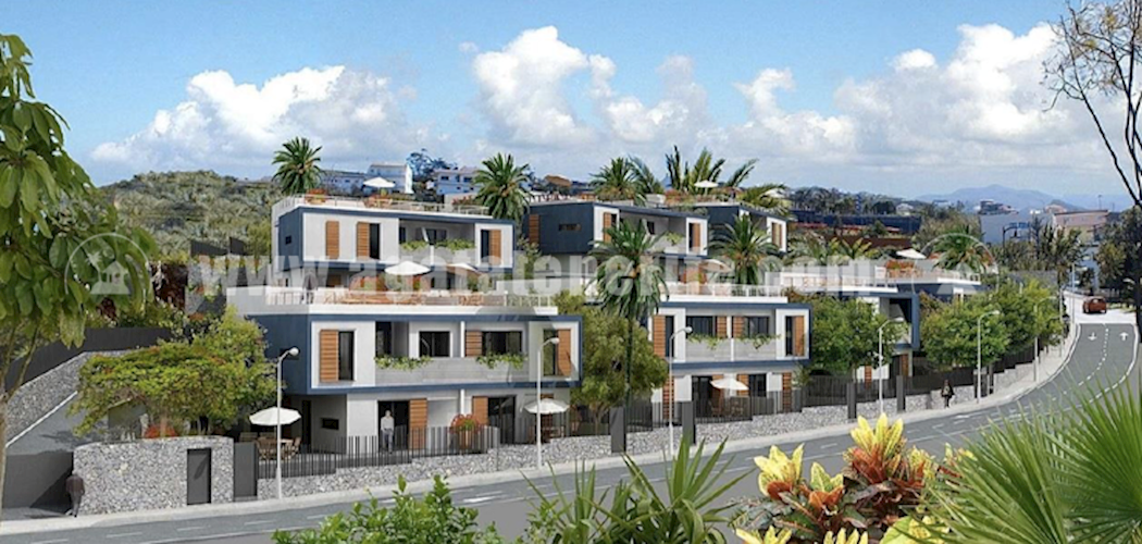 Building Plot For sale in El Sauzal, Tenerife
