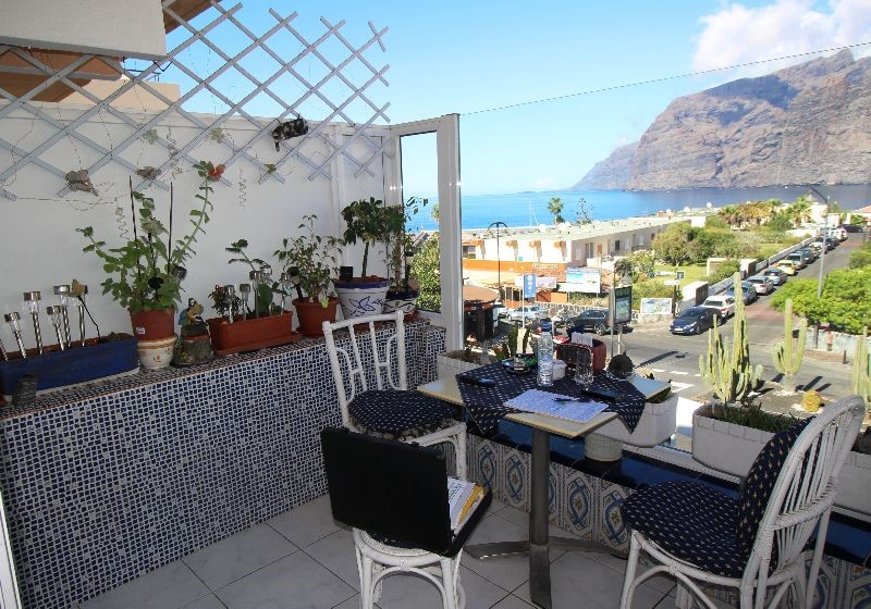 For sale in Los Gigantes, Tenerife