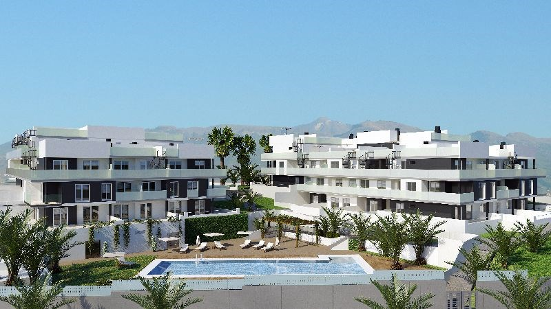 2 bed apartment for sale in La Tejita Residencial, La Tejita