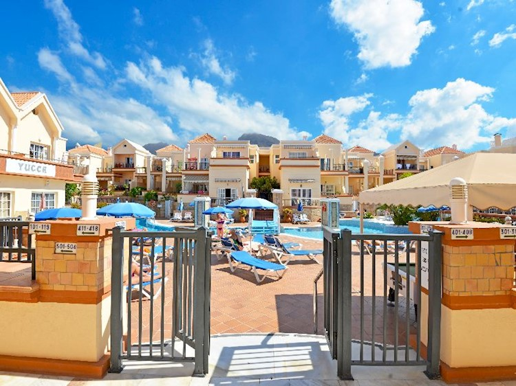 1 bed penthouse for sale in Yucca Park, Playa  Fanabe, Tenerife