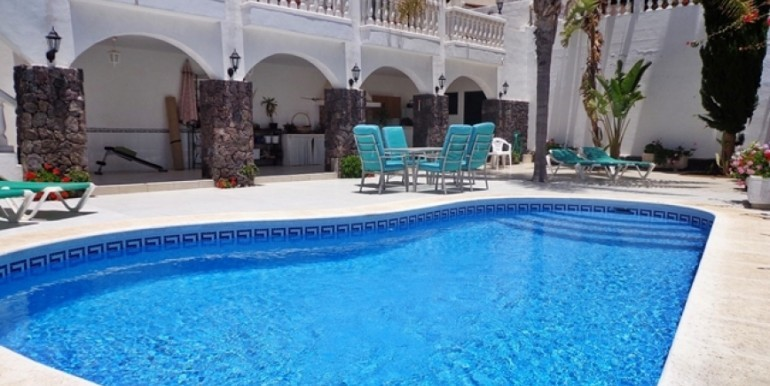 Semi-Detached House For sale in Torviscas Alto, Tenerife