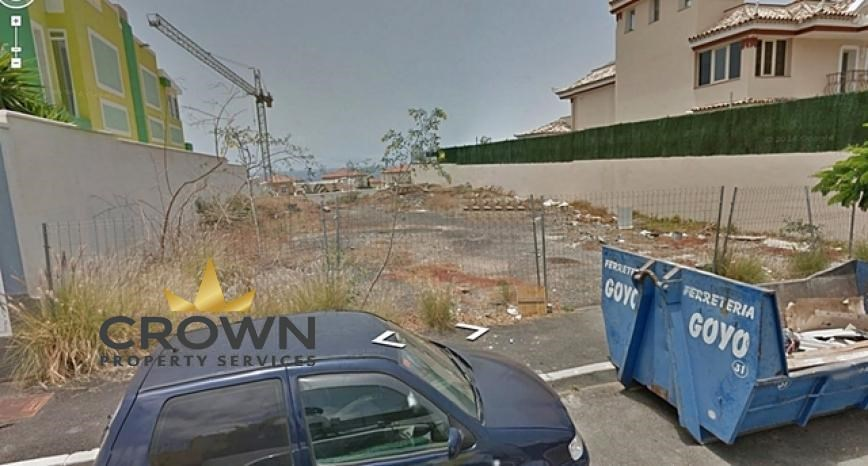 Building Plot For sale in Playa  Fanabe, Tenerife