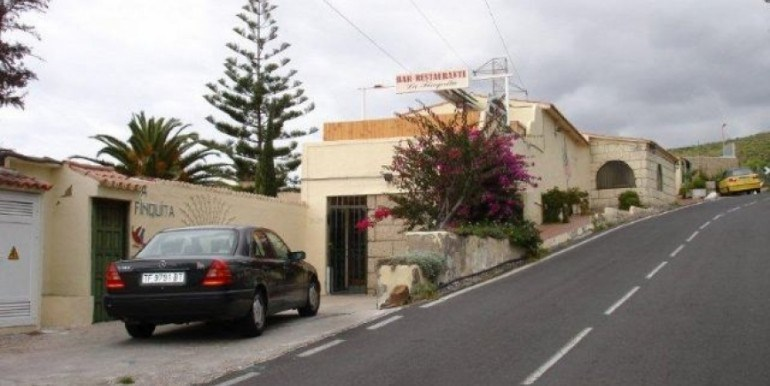 Hotel For sale in Los Menores, Tenerife