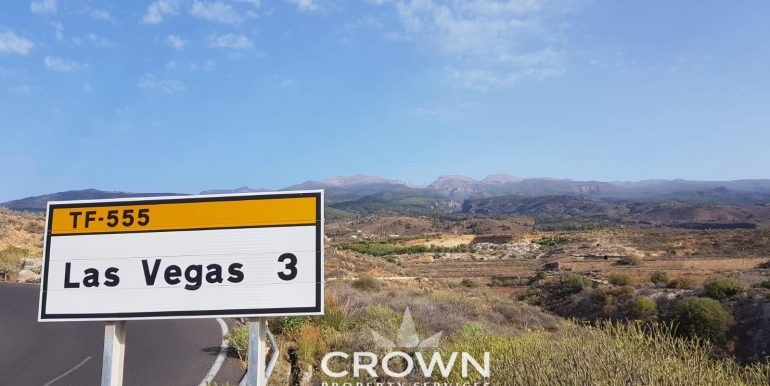 Building Plot For sale in Las Vegas, Tenerife