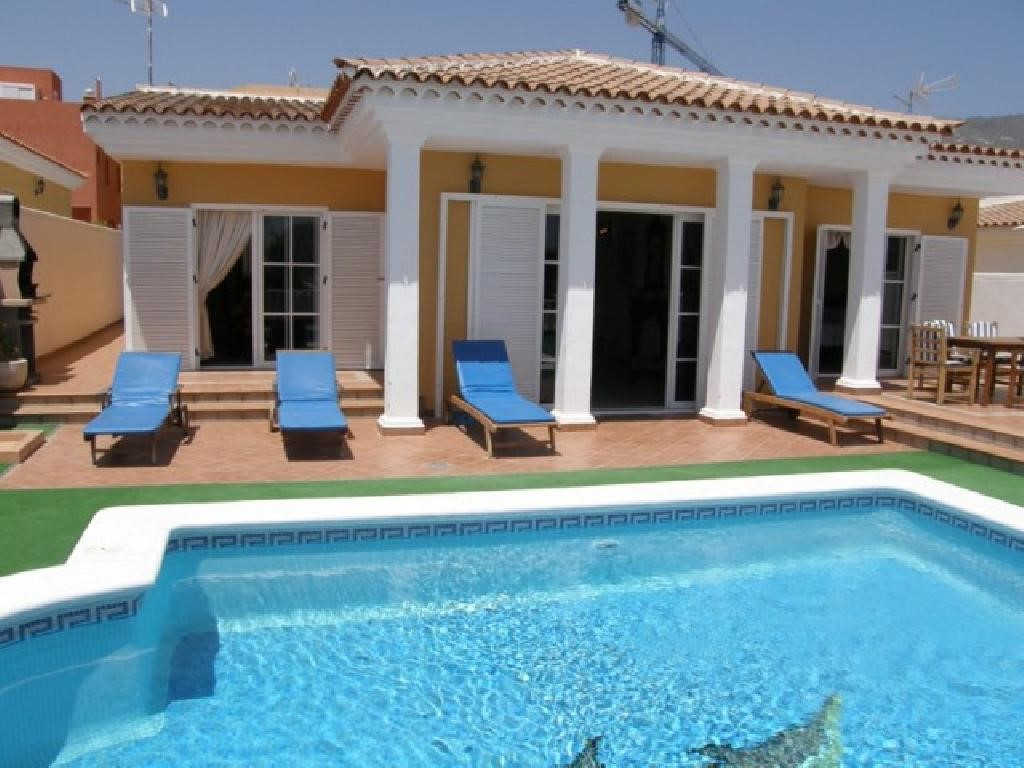 Callao Salvaje 3 Bed Villa For Sale