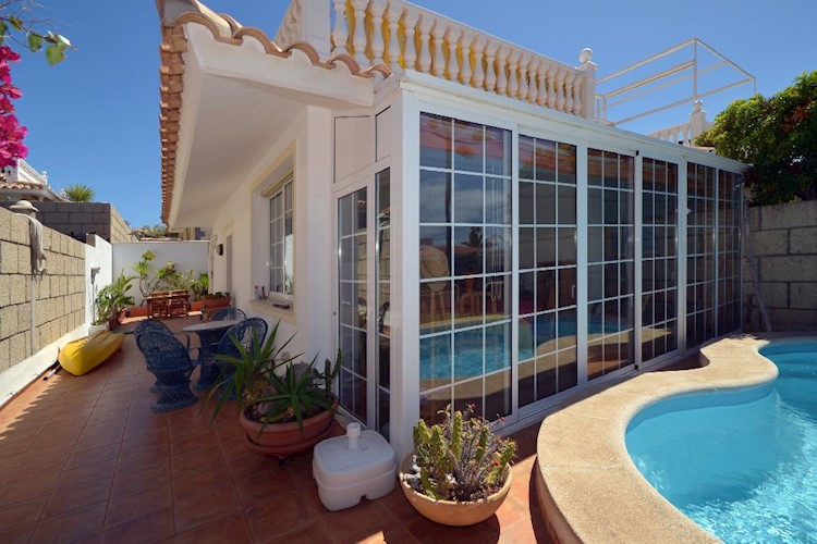 3 bed semi-detached house for sale in Palm Mar, Tenerife