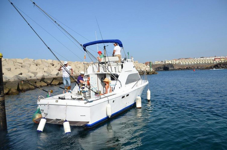 Licensed fishing boat For sale in San Miguel, Tenerife