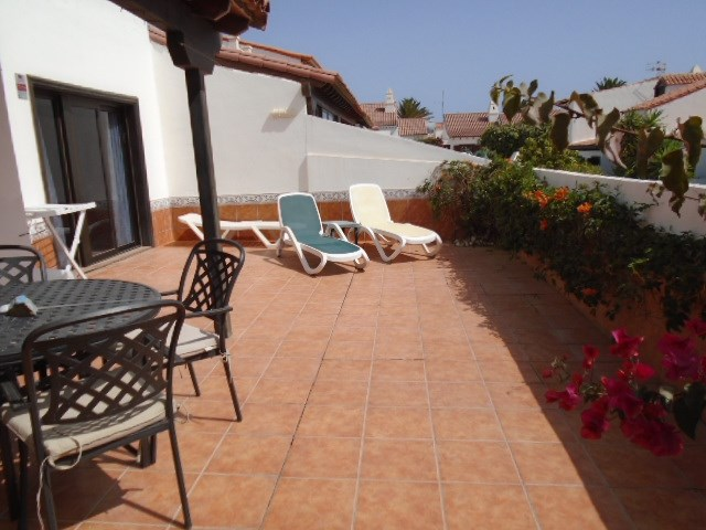 2 bed bungalow for sale in Fairway Village, Golf del Sur, Tenerife