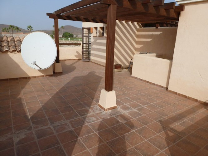 2 bed penthouse for sale in Palm Gardens, Amarilla Golf