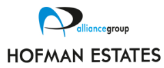 Estate agency logo for Hofman Estates