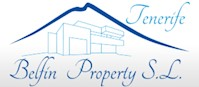 Estate agency logo for Tenerife Belfin Properties