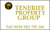 Estate agency logo for Tenerife Property Group