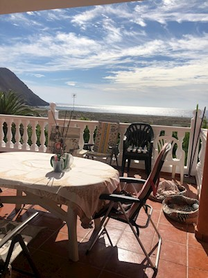 For rent in La Tejita, Tenerife