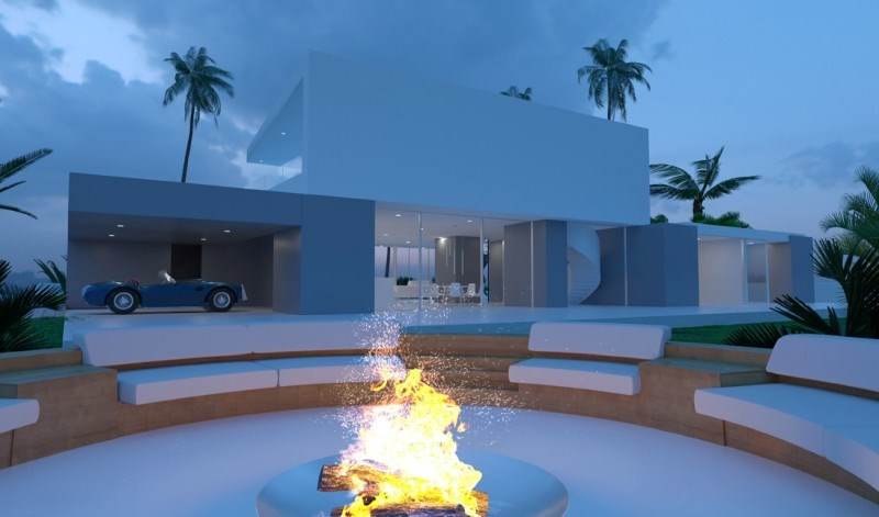 Villa For sale in Golf Costa Adeje, Tenerife
