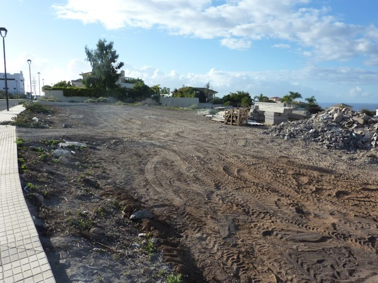 Building Plot for sale in Playa Paraiso