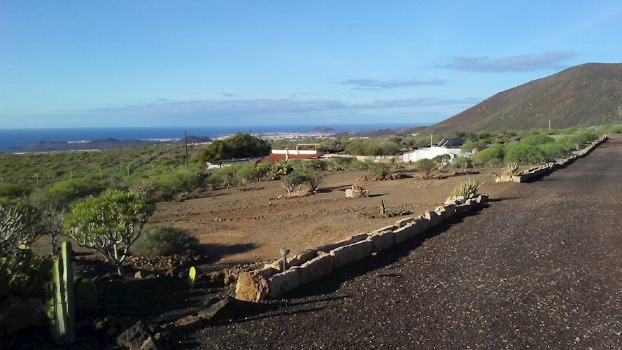 Building Plot For sale in El Medano, Tenerife