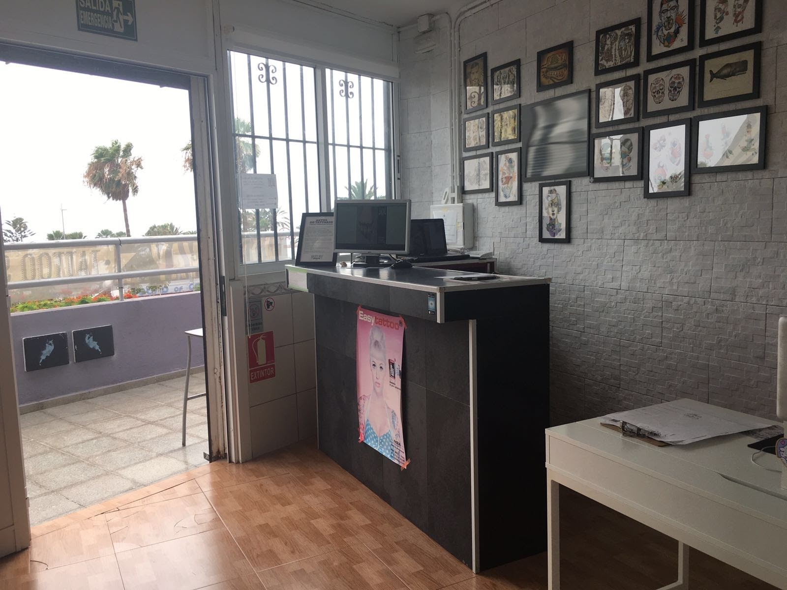 Las Americas 2 Bed Commercial Property For Sale