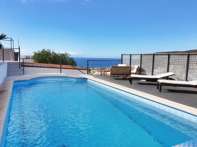 Semi-Detached House For sale in Palm Mar, Tenerife
