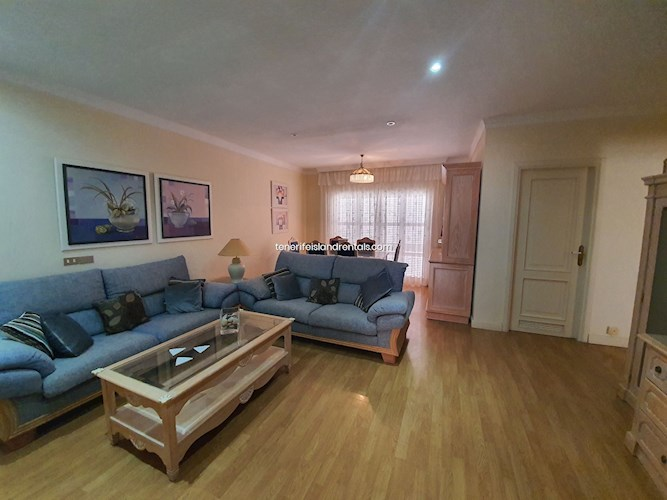 3 bed apartment for long term rent in Florencia, Los Cristianos