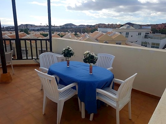 2 bed bungalow for sale in Las Adelfas II, Golf del Sur, Tenerife