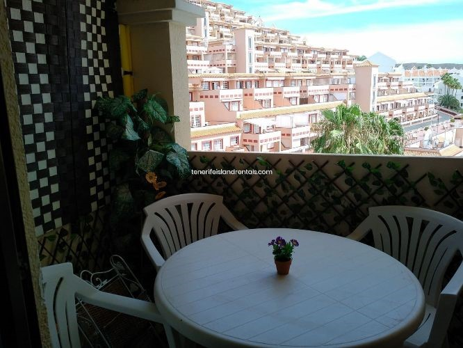 2 bed duplex for sale in Castle Harbour, Los Cristianos, Tenerife