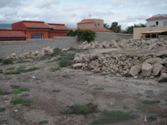 Plot of Land For Sale in Los Abrigos