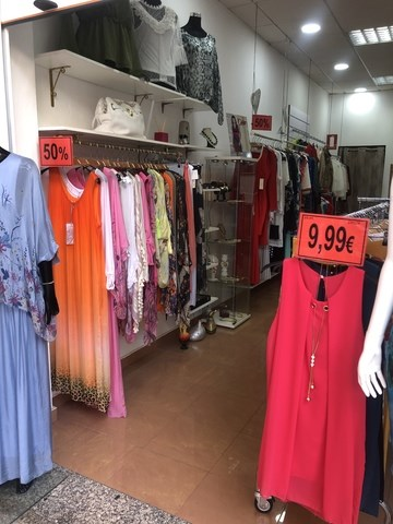 Clothes Shop for sale in Fanabe