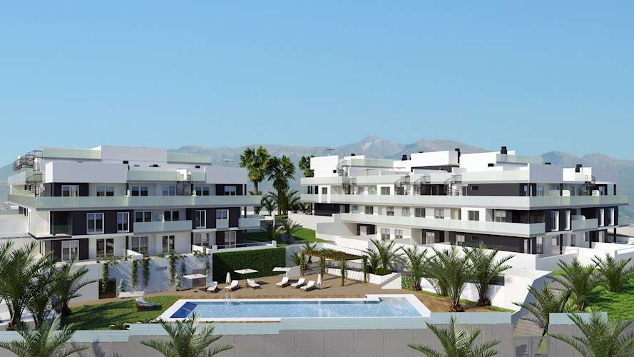 2 bed apartment for sale in Sotavento