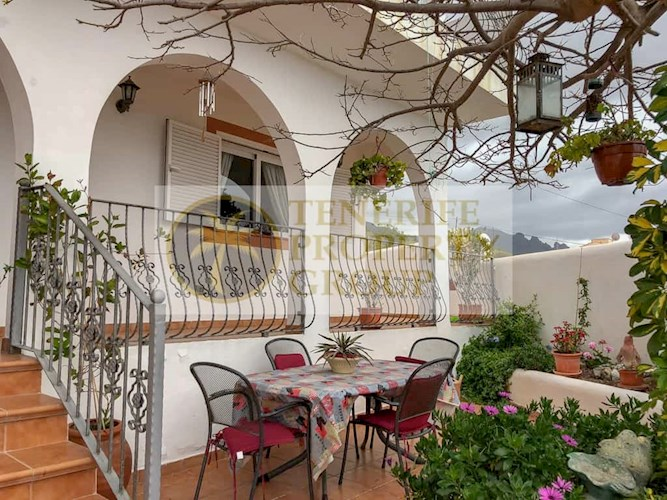 3 bed townhouse for sale in Las Moraditas, Tenerife