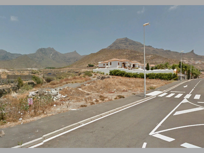 Las Americas Building Plot For Sale, Tenerife
