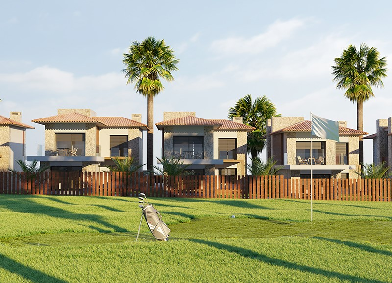 Amarilla Golf 4 Bed Villa For Sale