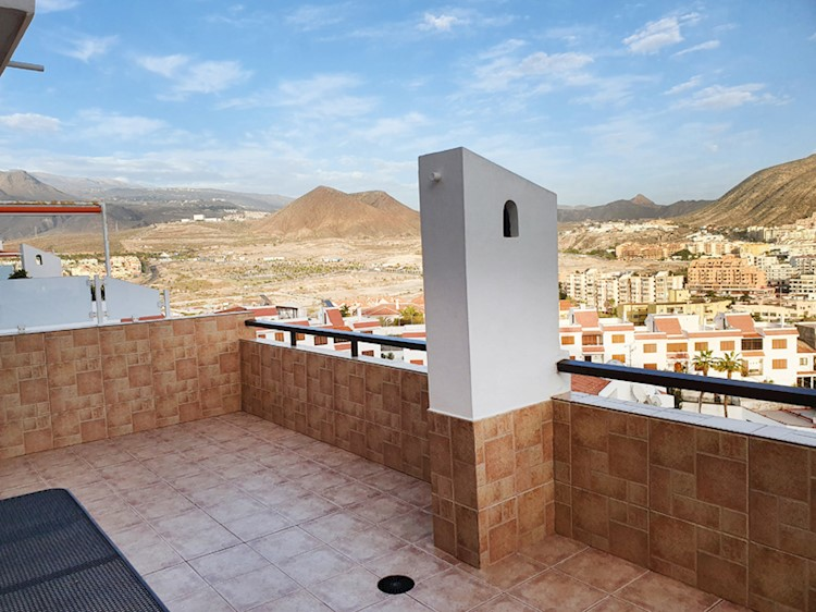 Penthouse For sale in Los Cristianos, Tenerife