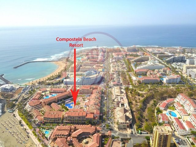 1 bed apartment for sale in Compostela Beach I, Las Americas