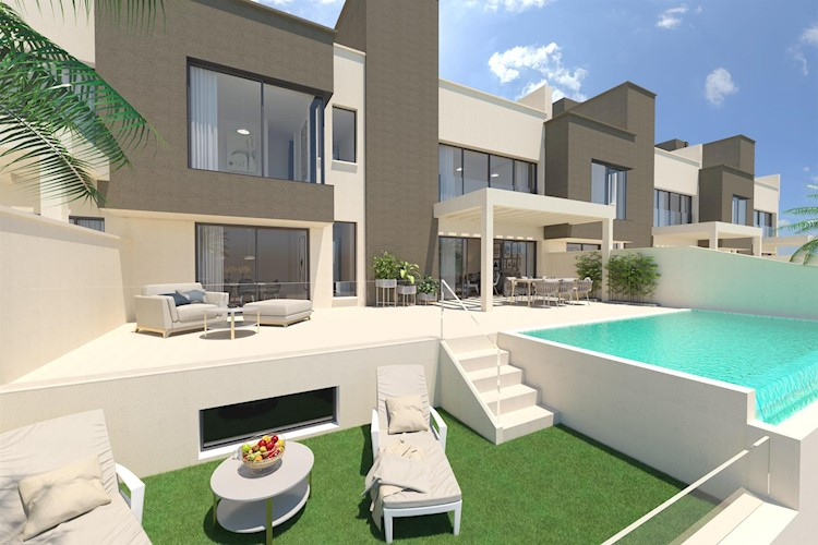 Townhouse For sale in Los Abrigos, Tenerife