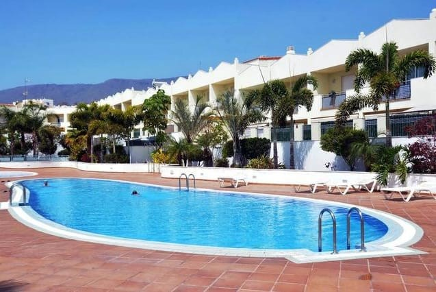 3 bed townhouse for sale in El Madronal, Tenerife