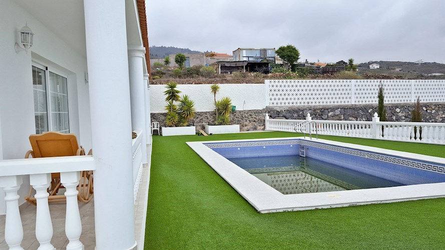 4 bed villa for sale in Vera de Erques, Tenerife