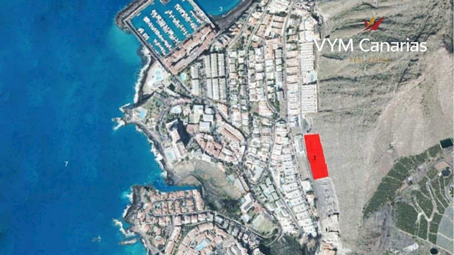 Apartment for sale in Los Gigantes, Tenerife