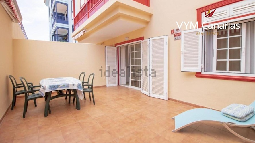 1 bed apartment for long term rent in Callao Salvaje, Tenerife
