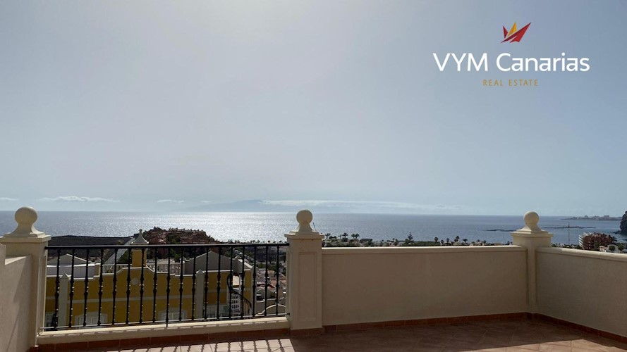 Townhouse For rent in Palm Mar, Tenerife
