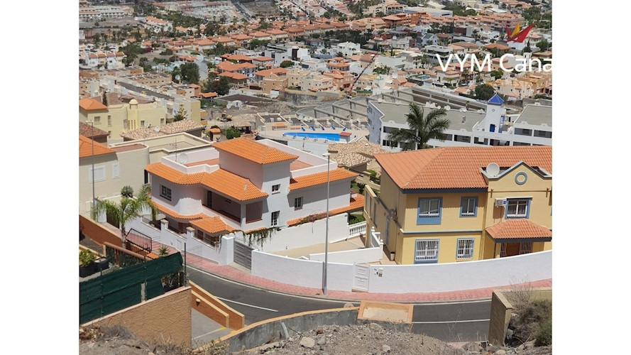 Building Plot For sale in Fanabe, Tenerife