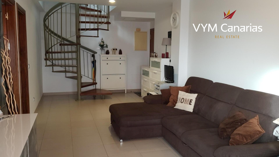 Penthouse For sale in Alcala, Tenerife