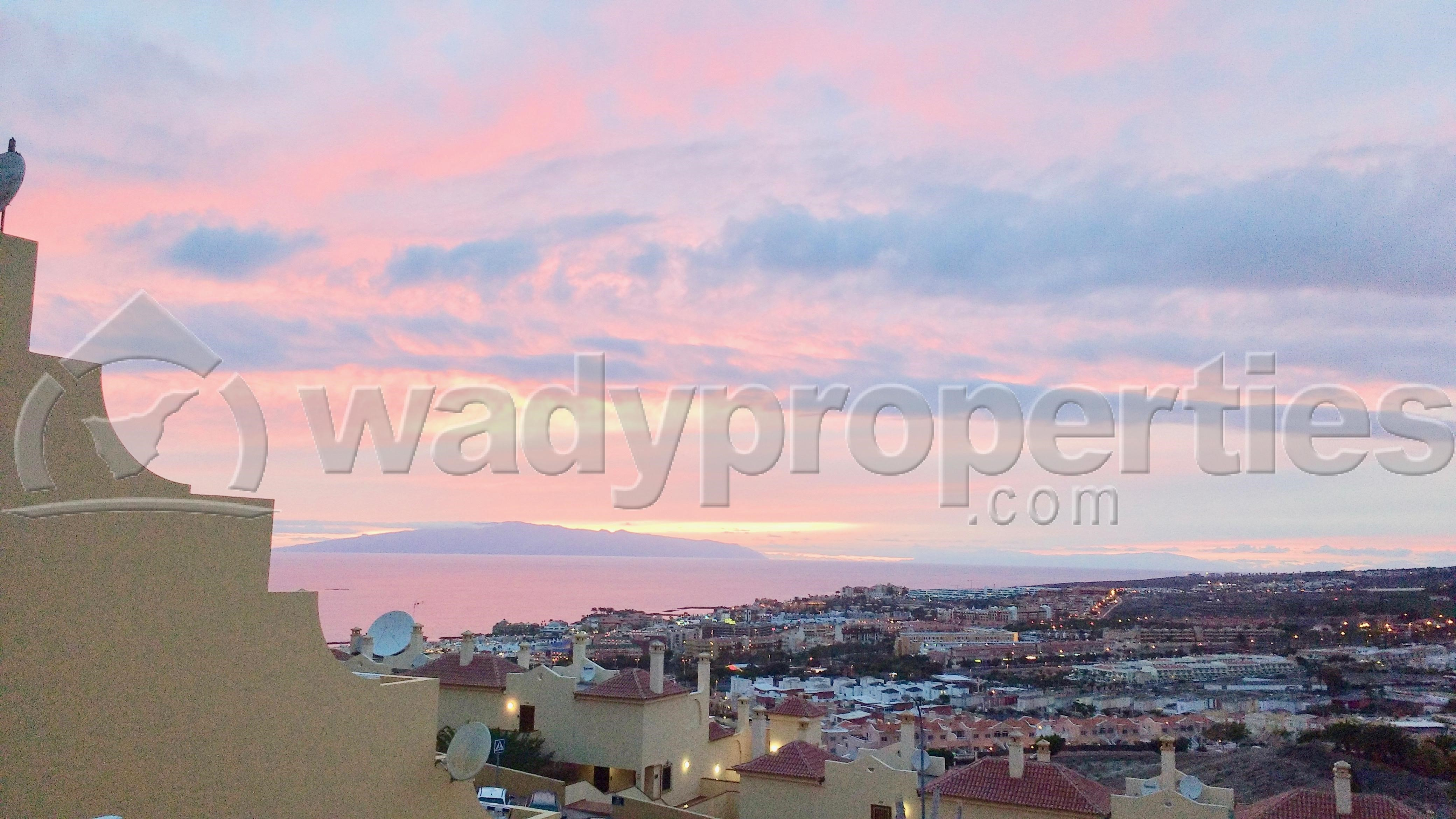 Torviscas Alto 2 Bed Penthouse For Sale, Tenerife